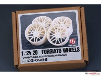 HD030486 Forgiato wheels 20' Multimedia Accessoires