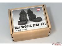 HD030516 Sport seats A  (2pcs) Multimedia Accessoires
