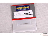 HD070009 1 mm Rivet Head (C)  40pcs Multimedia Accessoires