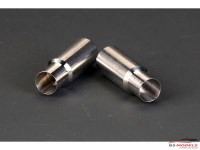 HD070079 Exhaust pipe  120 mm diameter  2pcs Multimedia Accessoires