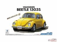 AOS055526 Volkswagen Beetle 1303s  1973 Plastic Kit