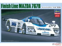 HAS20325 Mazda 767B Finish Line Plastic Kit