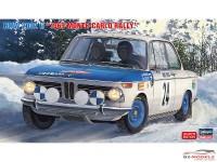 HAS20332 Bmw 2002ti  Monte-Carlo 1969 Plastic Kit