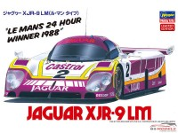 HAS20335 Jaguar XJR-9  winner LM 1988 Plastic Kit