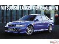 HAS20336 Mitsubishi Lancer GSR  Evo VI Plastic Kit
