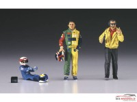 HAS20341 Formula Driver set  2 x 3pcs Plastic Kit