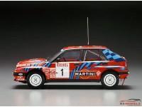 HAS25008 Lancia Delta HF Integrale 16V  San Remo 1989 Plastic Kit