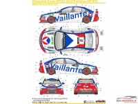 SK24013 Chevrolet Cruze WTCC 2012 Portimao  #8 Waterslide decal Decal