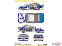 SK24019 Volvo 850 Saloon BTCC 1995 Waterslide decal Decal
