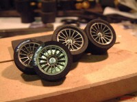 """SPA24011 Central wheel nuts """"classic"""" vers B Multimedia Accessoires"""