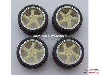 "SPRF24044 19"" Turbo  wheels & tires (tread) Multimedia Accessoires"