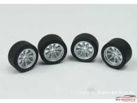 "SPRF24067 15"" Minilite wheels + tires (tread) Multimedia Accessoires"