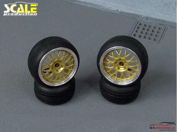 "SPRF24068 19"" BBS  E88  wheels & tires (tread) Multimedia Accessoires"