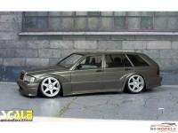 "SPRF24119-SL 18"" Speedline (DTM) wheels + slick tires Multimedia Accessoires"