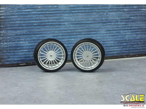 """SPRF24132 18"""" Alpina classic wheels & tires (tread) Multimedia Accessoires"""