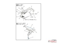 STU27FP24208 Toyota 88C upgrade parts Etched metal Accessoires