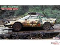 HAS25036 Lancia Stratos HF  Safari Rally 1977 Plastic Kit