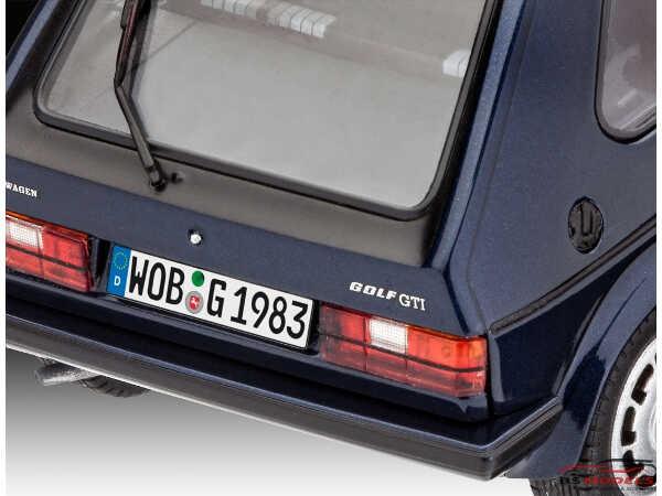 REV05694 35 years VW Golf GTI Pirelli Plastic Kit