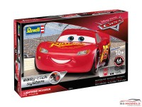 REV07813 Lightning McQueen Plastic Kit