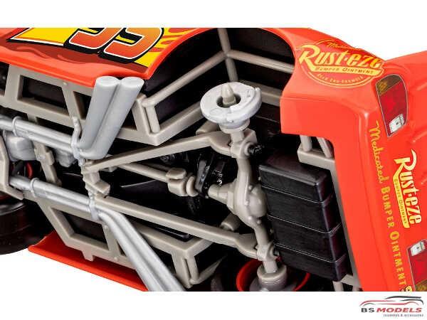 REV07813 Lightning McQueen Plastic Kit