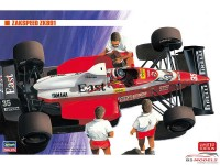HAS20324 Zakspeed ZK 891 Plastic Kit