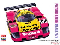 HAS20359 Mazda 767 B Playsure Racing Plastic Kit