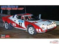 HAS20361 Lancia Stratos HF  Targa Florio 1982 Plastic Kit