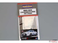 HD020374 Nissan GT-R (R35) detail set FOR TAM Multimedia Accessoires