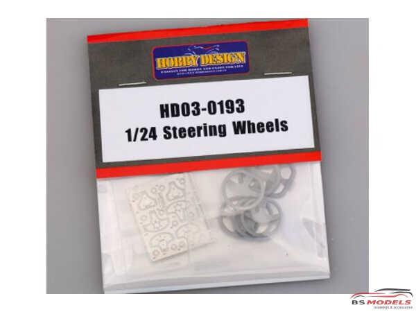HD030193 Steering wheels Multimedia Accessoires