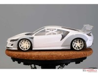 HD030527 LB-Works Honda NSX Wide Body kit  FOR TAM 24334 Multimedia Transkit