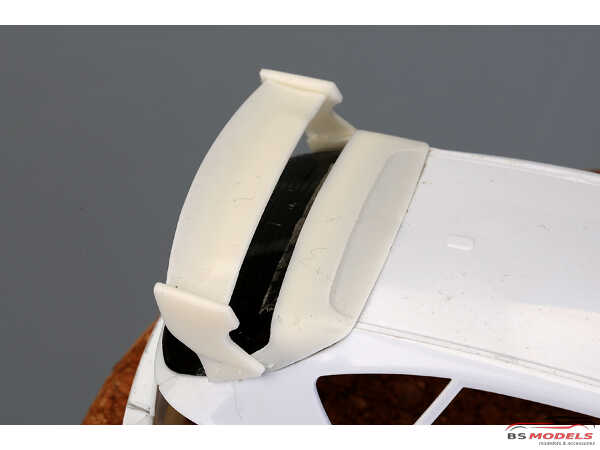 HD030531 Vairs wing for Subaru Resin Accessoires