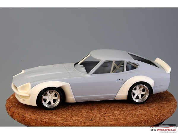 HD030533 RB Nissan 240Z Wide Body kit  For HAS Multimedia Transkit