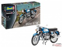 REV07938 BMW R75/5 bike Plastic Kit