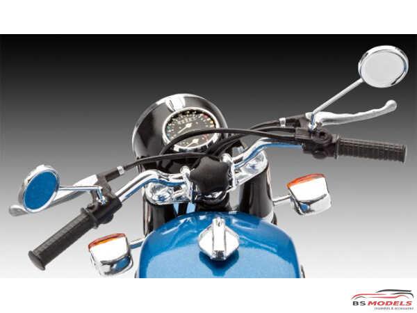REV07938 BMW R75/5 bike Plastic Kit