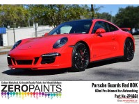 ZP1031-80K Porsche  Guards Red 80K  60ml Paint Material