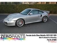 ZP1031-92T Porsche Arctic Silver Metallic (GT3) 92T/92U  60ml Paint Material