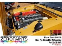 ZP1065-920 Nissan Safari Gold 920  paint 60ml Paint Material