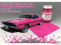ZP1372 Panther Pink / Moulin Rouge Paint 70's Dodge