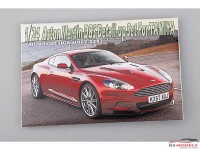 HD020282 Aston Martin DBS detail set  For TAM Multimedia Accessoires