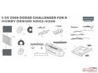 HD020306 2009 Dodge Challenger For R Multimedia Accessoires