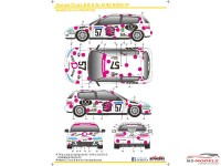SK24034 Honda Civic EG6 GrN  NORI.P Waterslide decal Decal