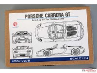 HD020378 Porsche Carrera GT detail set for TAM 24275 Multimedia Accessoires