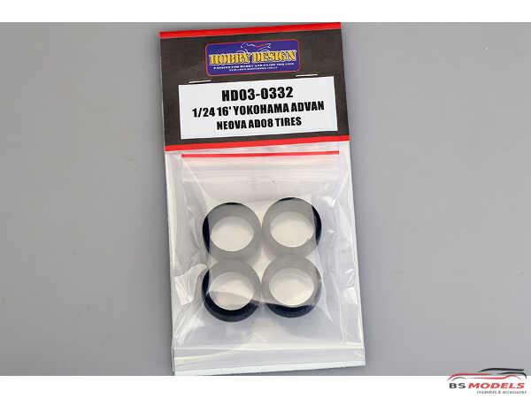 HD030332 16' Yokohama Advan Neova AD08  Tires Multimedia Accessoires