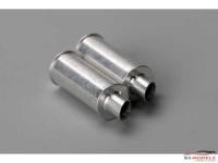 HD070086 Exhaust pip  (dia 7mm / L 20mm) Multimedia Accessoires