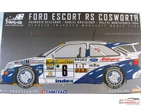 DMN24144 Ford Escort RS Cosworth Limited Edition Plastic Kit