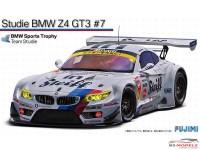 FUJ12612 BMW Z4 GT3 #7   BMW Sports Trophy  Team Studie Plastic Kit