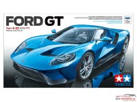 TAM24346 Ford GT Plastic Kit