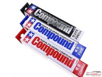 "TAM87068 Tamiya Polishing compound ""coarse"" Multimedia Material"