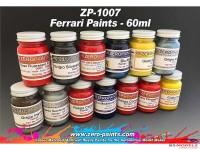 ZP1007-15 Ferrari Rosso Corsa 300  60 ml Paint Material