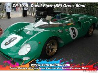 ZP1008 David Piper BP Green  60ml Paint Material